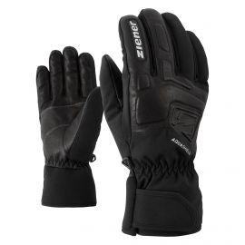 Ziener, Glyxus AS guantes de esquí unisex negro