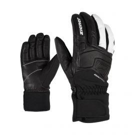 Ziener, Glyxus AS guantes de esquí blanco