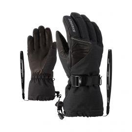 Ziener, Gofrieder AS AW  guantes de esquí hombres iron tec gris