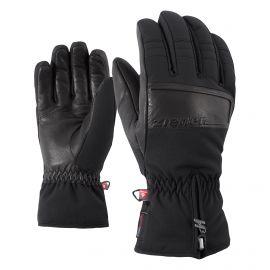 Ziener, Goloso PR guantes de esquí negro