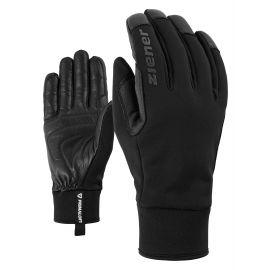 Ziener, Guzinder PR, guantes de esquí, hombres, negro