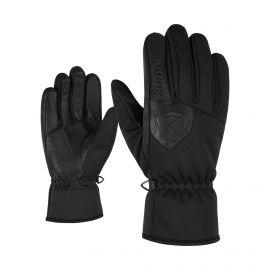 Ziener, Irdu PR, guantes de esquí, negro