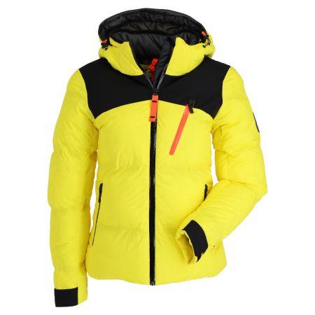 Icepeak, Britton chaqueta de esquí mujeres amarillo
