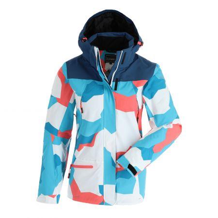 Icepeak, Calera chaqueta de esquí mujeres turquoise azul