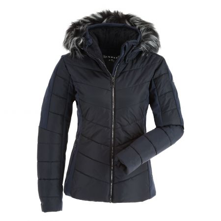 Luhta, Emas chaqueta de esquí mujeres dark azul