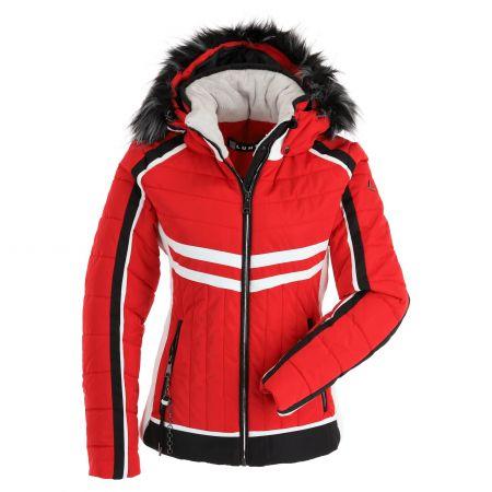 Luhta, Ellis chaqueta de esquí mujeres classic rojo