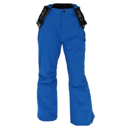 CMP, salopette ski pant, children, royal blue