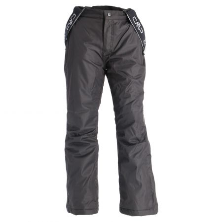 CMP, salopette ski pant, children, nero black