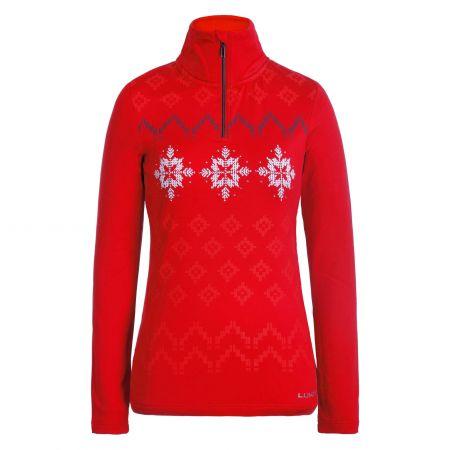 Luhta, Ernholm jersey mujeres classic rojo