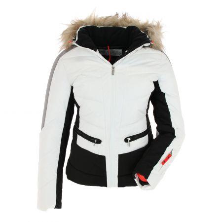 Icepeak, Electra, chaqueta de esquí, mujeres, blanco
