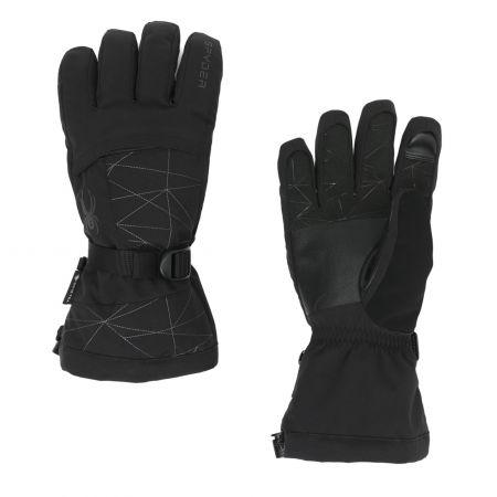 Spyder, Overweb GTX ski glove, guantes de esquí, negro