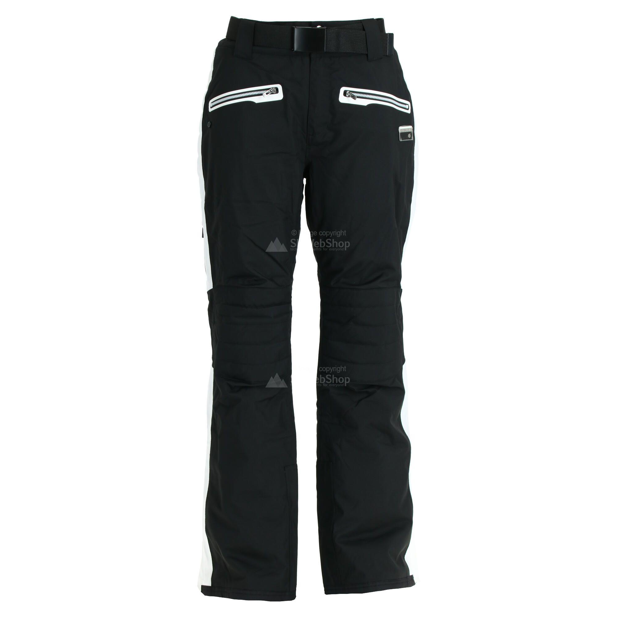 Dare2b Charge Out Black Label Pantalones De Esqui Hombres Negro Skiwebshop